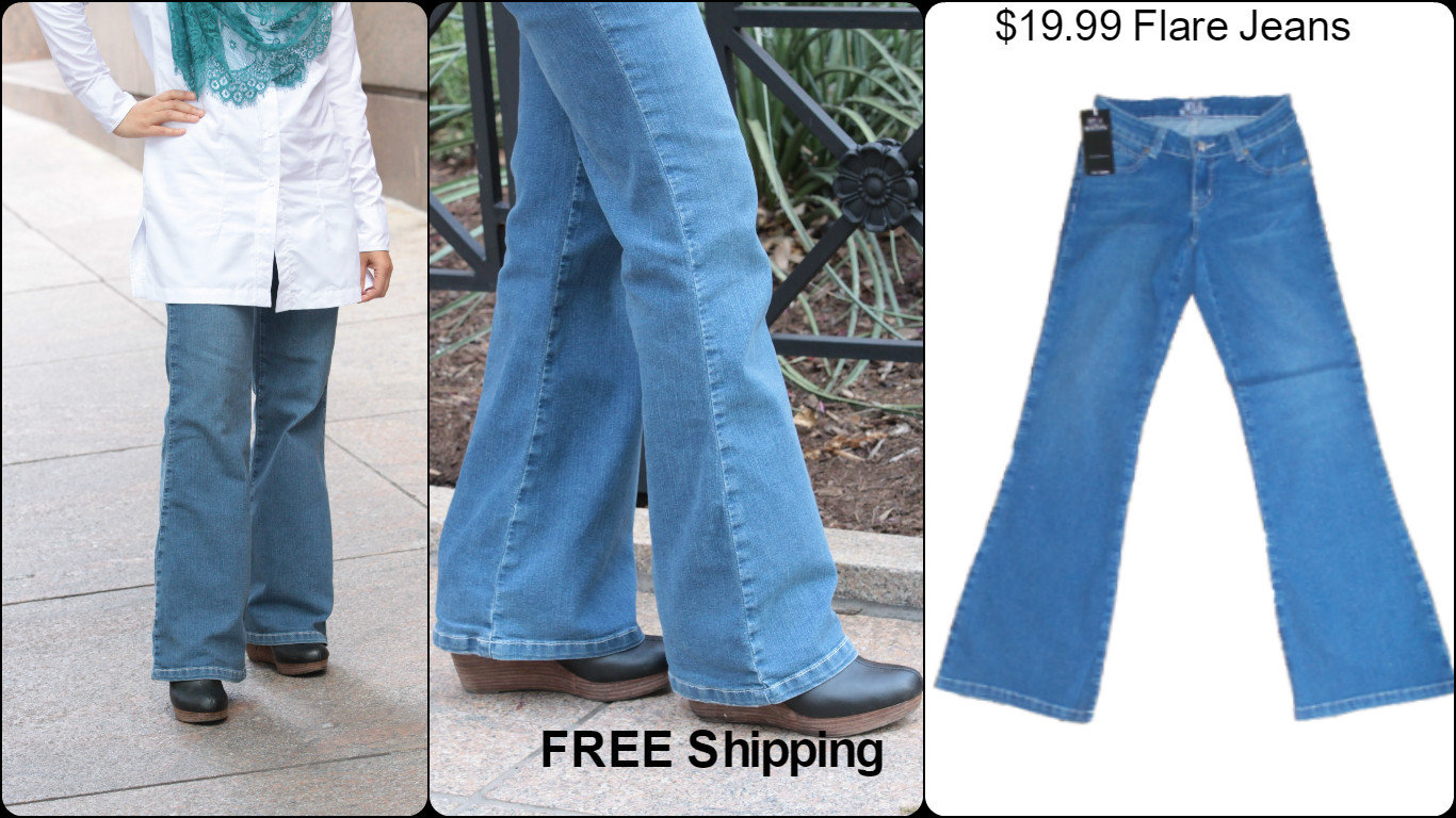 Flare Pant